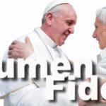 Lumen Fidei, enciclica di ponti