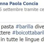 Caso Barilla: l'immaturità della comunità gay