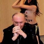 Le Femen sottomesse ad un uomo, lo rivela un documentario