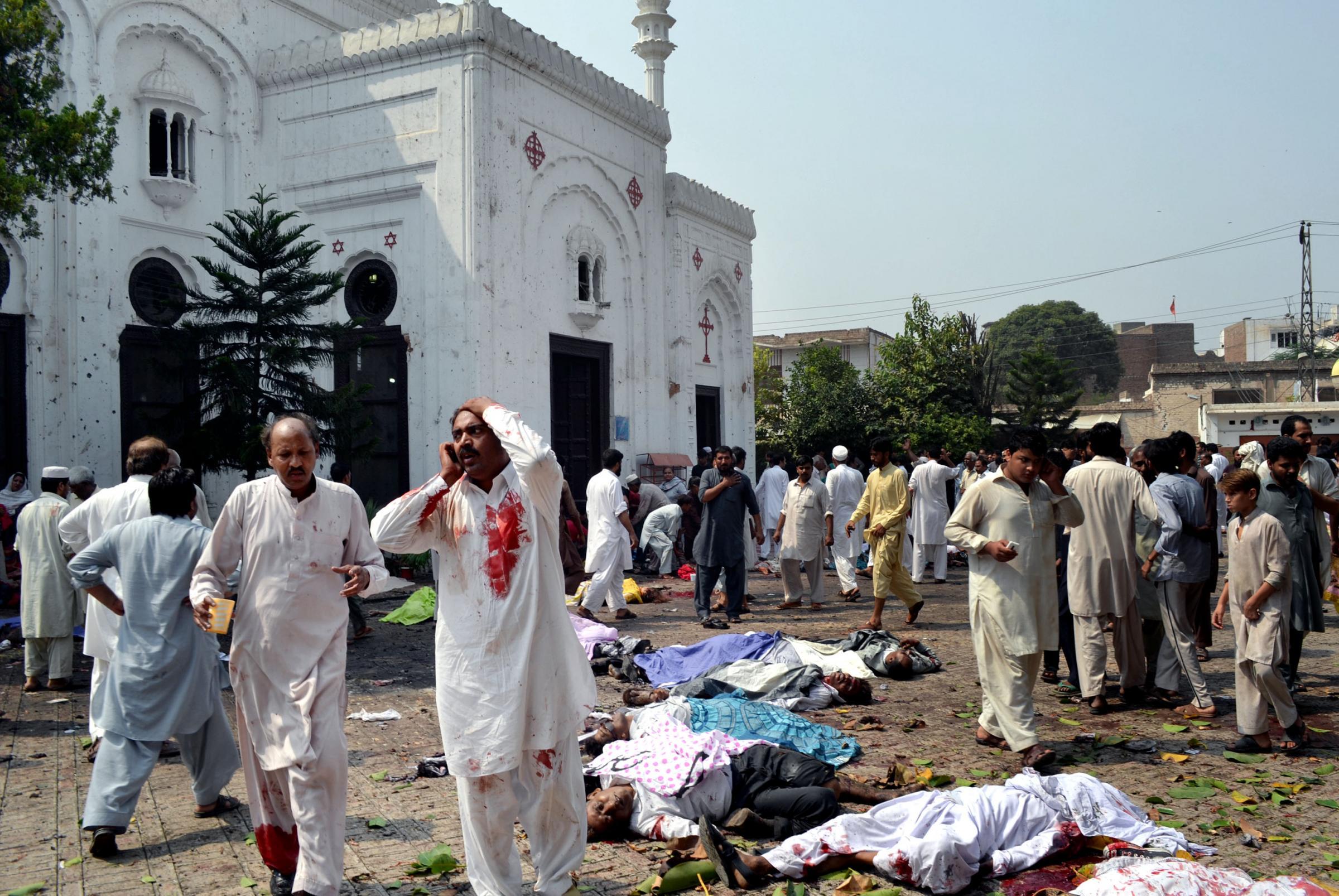 Attentato pakistan
