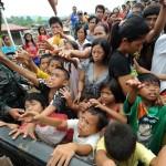 Chiesa cattolica in prima linea per aiutare le Filippine