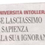 """Quando la """"tolleranza laica"""" censurò Benedetto XVI"""