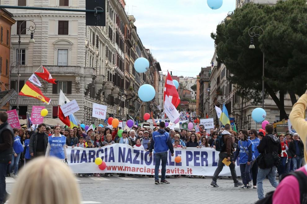 Marcia per la vita 2014 2
