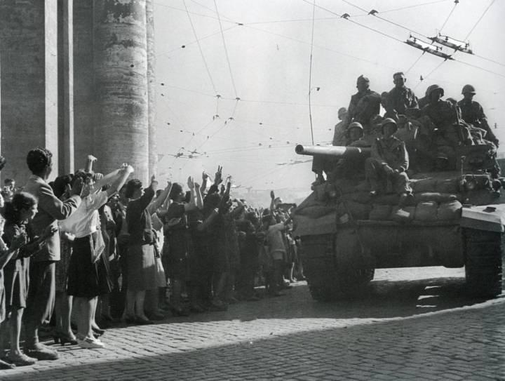 Liberazione roma