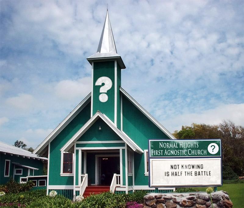 Chiesa atei