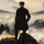 Il viandante di Friedrich è l'uomo moderno di fronte alla vita