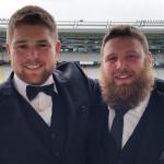 Due amici si sposano sfruttando le nozze gay