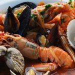 Perché i cristiani possono mangiare i frutti di mare?