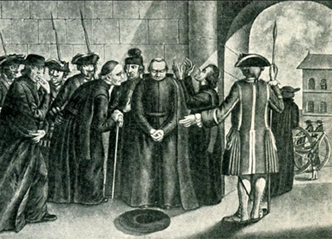 Gesuiti espulsi