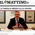 """""""Il Mattino"""" difende la famiglia contro il """"fondamentalismo dei diritti civili"""""""