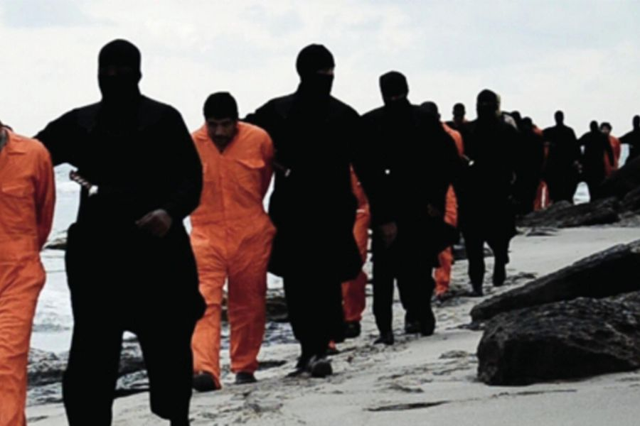 Cristiani decapitati