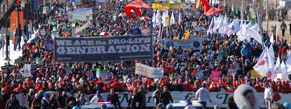 March for Life Wide