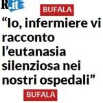 """I 6 argomenti della campagna pro-eutanasia di """"Repubblica"""""""