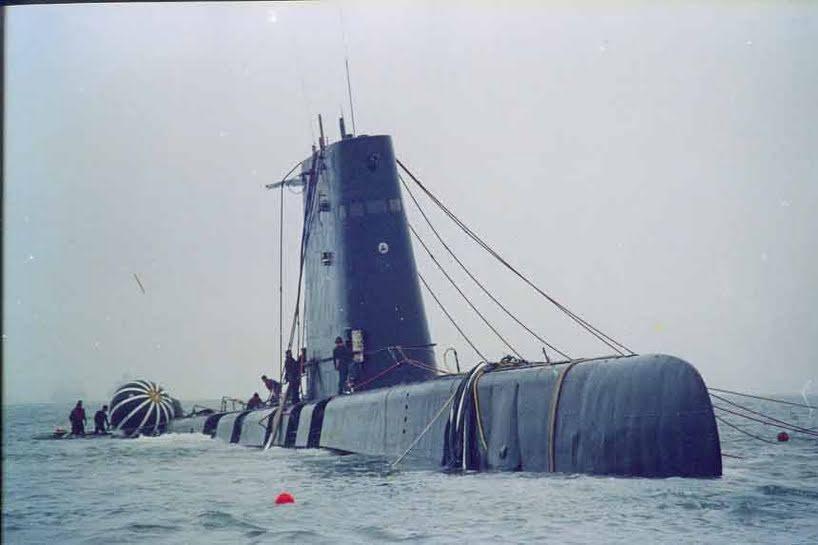 sottomarino pacocha