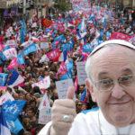 Papa Francesco ringrazia il Family Day: «avanti così, avete una retta coscienza cristiana»