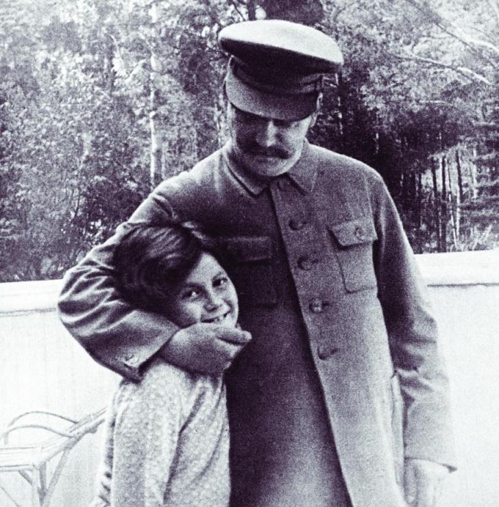 figlia di stalin