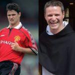 L'ex calciatore del Manchester United diventa frate domenicano