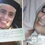 Così muore una suora cattolica, le foto diventano testimonianza al mondo