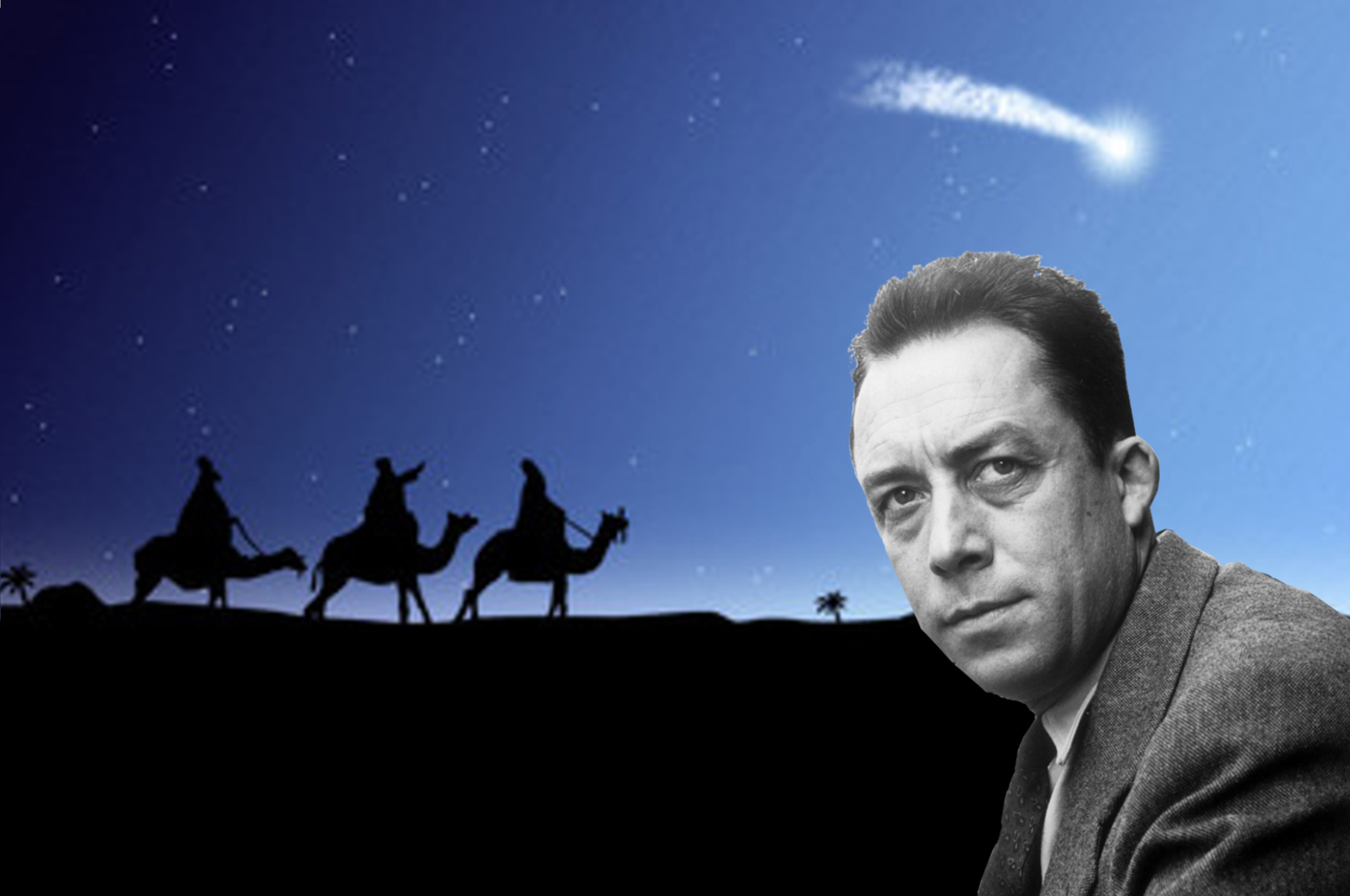 La conversione di Camus come i re Magi