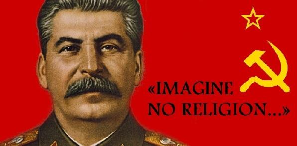 ateismo di stato