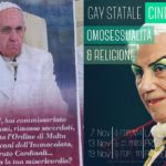 """Riccardo Cascioli giustifica anche i manifesti """"ironici"""" su Benedetto XVI?"""