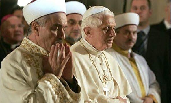 bergoglio islam pace
