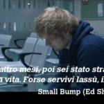 """Ed Sheeran perde coraggio e rinnega il brano sul """"bambino mai nato"""""""