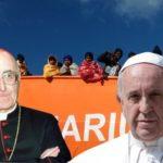 Migranti ed il caso Aquarius. Le parole di Bergoglio e Biffi sono la bussola