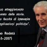 Un anno senza Rodotà: «sono laico, non laicista. Giusto che Chiesa influenzi politica»
