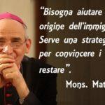 «Aiutiamo i migranti a casa loro». Se a dirlo è mons. Zuppi, arcivescovo di Bologna