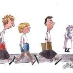 Proibite le gonne nelle scuole inglesi, offendono alunni transessuali