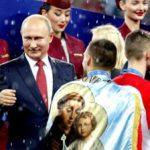 Mondiali, il croato Kovacic in finale con la bandiera della sua parrocchia