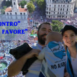 Il popolo argentino è contro l'aborto: in maggioranza le donne (52% vs 39%)
