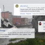 Quei musulmani che gioiscono per la tragedia del ponte Morandi