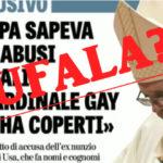 Caso McCarrick: l'oscuro Mons. Viganò accusa il Papa, ma la prudenza è d'obbligo