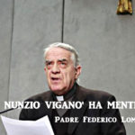 L'ex portavoce di Benedetto XVI smentisce l'anti-papa Viganò