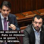"""Il premier Conte, schiaffo a """"La Verità"""": «le accuse di Viganò? Assurde e meschine»"""