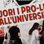E dopo Ratzinger, ora La Sapienza vuole cacciare anche i pro-life?
