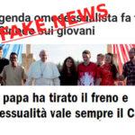 Sinodo e agenda Lgbt, Sandro Magister smentisce La Bussola