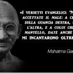 Gandhi, inspirato dal Vangelo per la sua rivoluzione non violenta