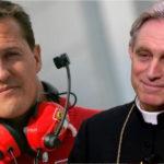 L'amicizia discreta tra Michael Schumacher e mons. Georg Ganswein