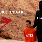 L'Italia è il paese che più perseguita gli atei. E c'è pure chi ci crede.
