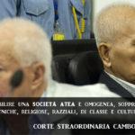 Khmer rossi, condannati ultimi leader. La sentenza: «volevano creare una società atea»