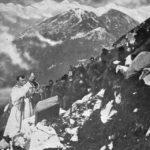 La Grande guerra, fotografie dei cattolici al fronte: la Messa prima della battaglia