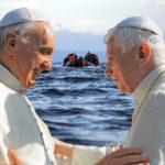 «Cristo era un migrante», a dirlo Benedetto XVI e Giovanni Paolo II