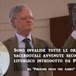 """Chi è Henry Sire, il folle tradizionalista autore de """"Il Papa dittatore""""?"""