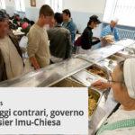 """«Il Vaticano già paga l'Imu» dice il governo, e teme la contrarietà popolare a """"tassare la Chiesa"""""""