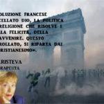 Gilet gialli e crisi francese, la laica Kristeva: «manca l'ideale cristiano, ucciso dalla politica»