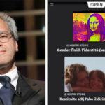 Nasce Open, il quotidiano di Mentana: subito spot a gender ed eutanasia