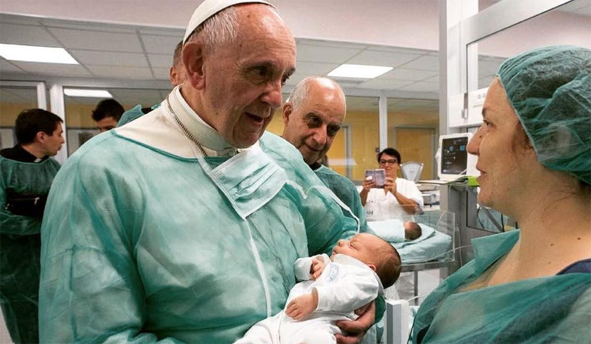 discorsi papa contro aborto